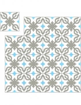 carreaux de ciment patchwork pas cher KP-119