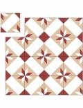 carreau ciment hexagonal KP-285
