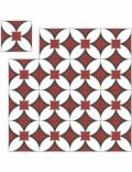 carreaux ciment hexagonaux KP-289