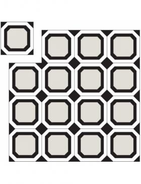 carreaux motifs anciens KP-31