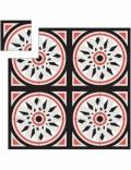 carrelage ciment patchwork KP-45